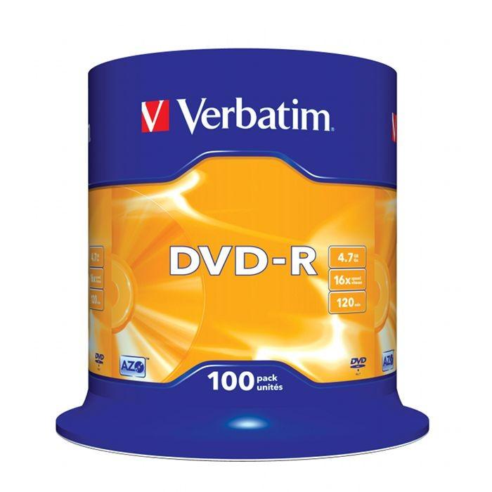 DVD-R 16x Verbatim