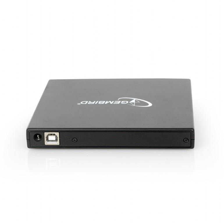 Grabadora DVD Externa Gembird DVD-USB-02
