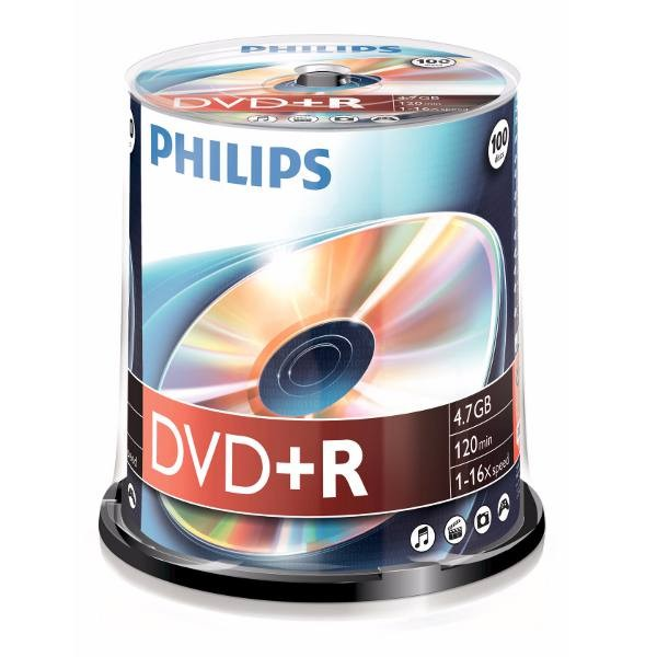 dvd-r-16x-philips-tarrina-100-uds