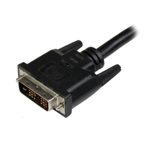 Cable 1,8m DVI-D de Enlace Unico Simple Single Link Monitor