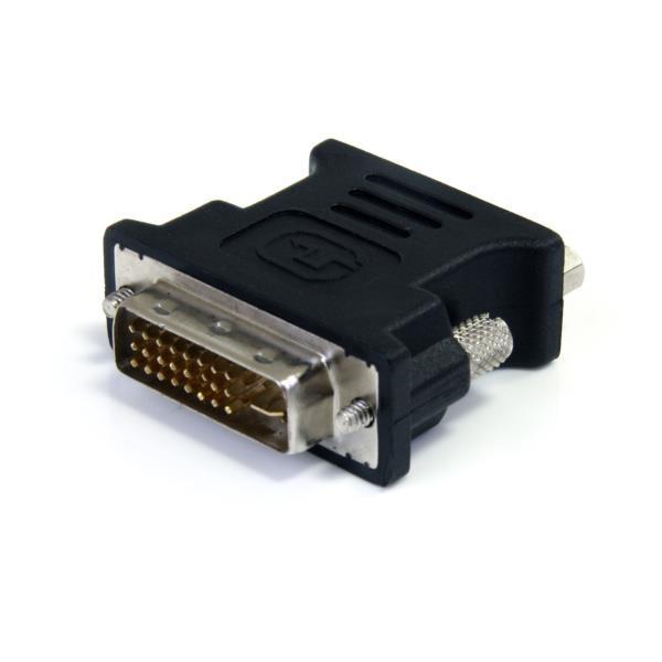 Adaptador DVI Macho a VGA Macho