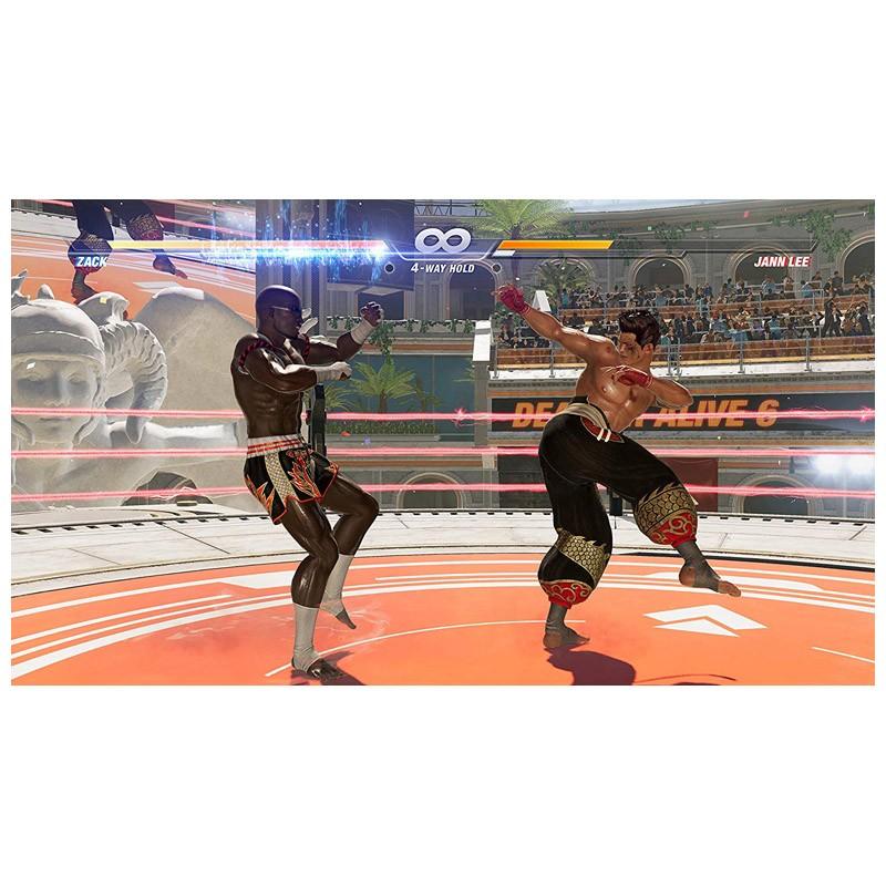 PS4 Juego Dead Or Alive 6