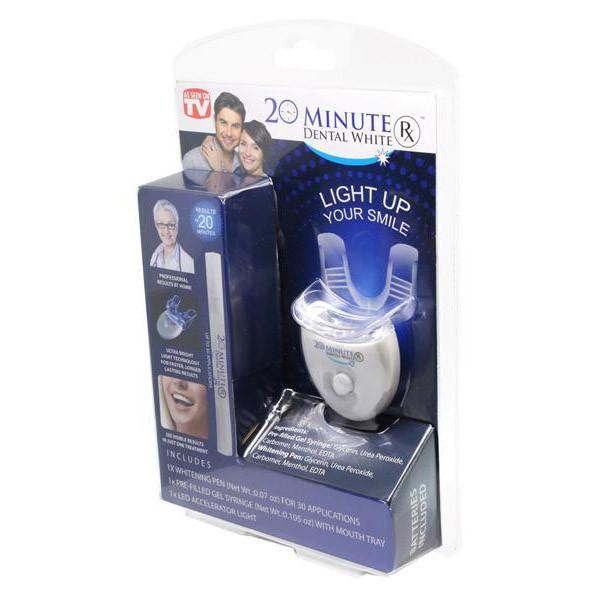 Blanqueador de Dientes Dental Light