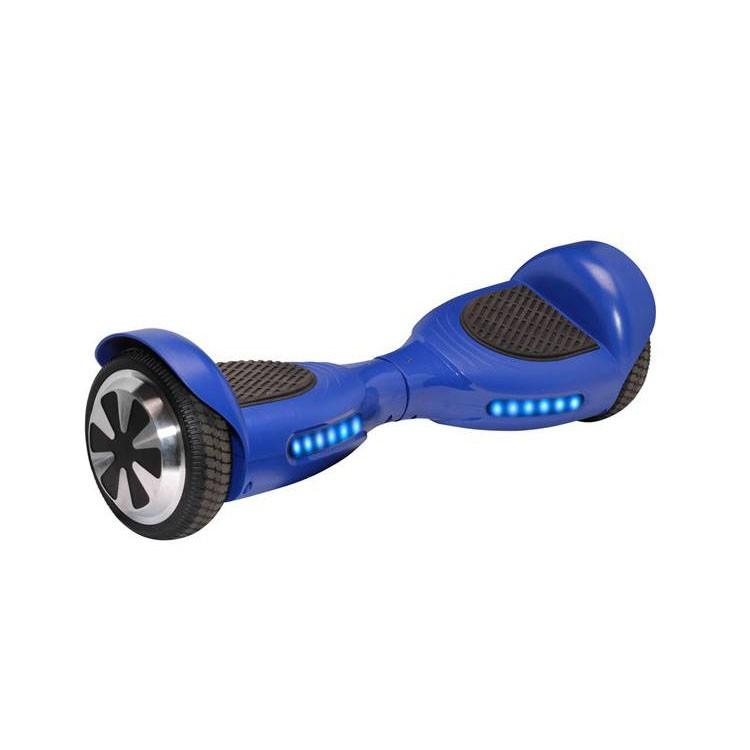 Monopatín Eléctrico Hoverboard Denver DBO-6530 Azul Oscuro