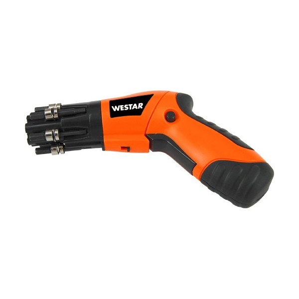 Destornillador Electrico Multipuntas Sin Cable C-90203 Westar