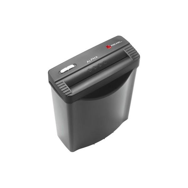Destructor de Documentos ACCO Rexel Alpha Home Shredder