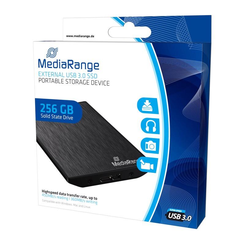Disco Duro Externo SSD 240GB MediaRange