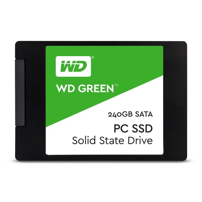 Disco Duro SSD 240GB WD Green WDS240G1G0A
