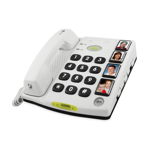 Teléfono Fijo Doro Secure 347