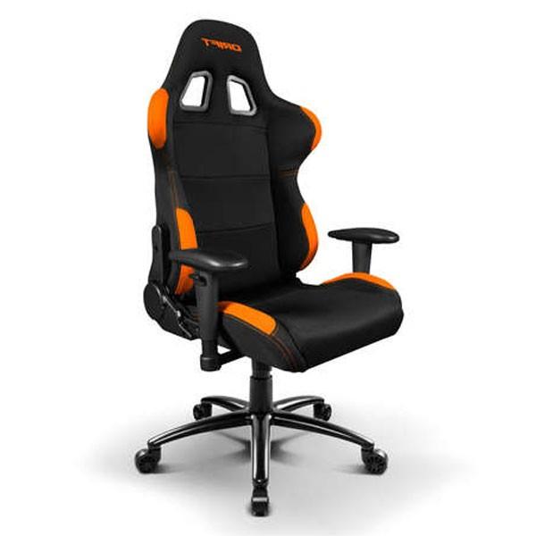 Silla Gaming Drift DR-100 Negro/Naranja