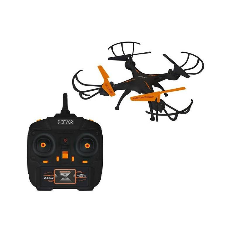 Drone Cuadricoptero Denver DCH-261 con Cámara
