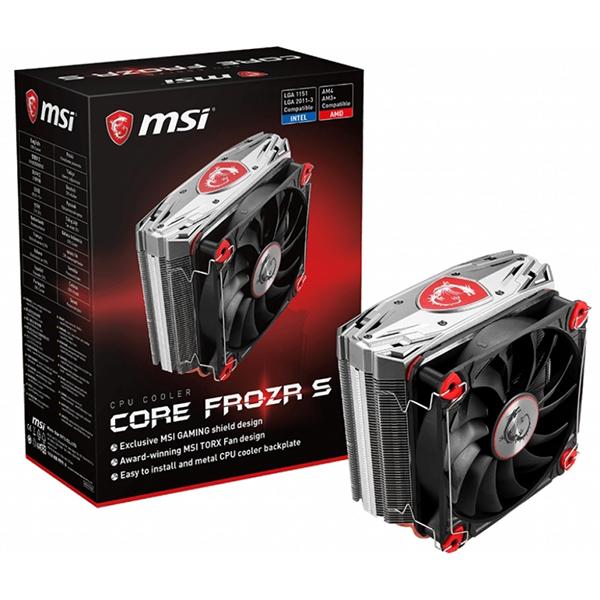 Ventilador CPU MSI Core Frozr S