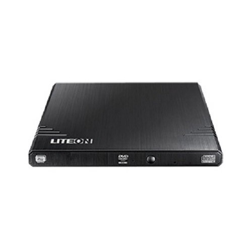 Grabadora DVD Externa LiteOn eBAU108 Negro