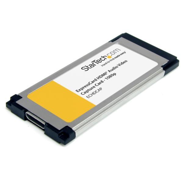Tarjeta Capturadora ExpressCard HDMI