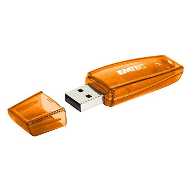 Pendrive 128GB Emtec C410 Color Mix