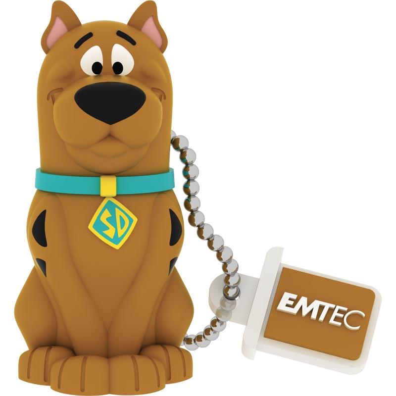 Pendrive 16GB Emtec 3D Scooby Doo
