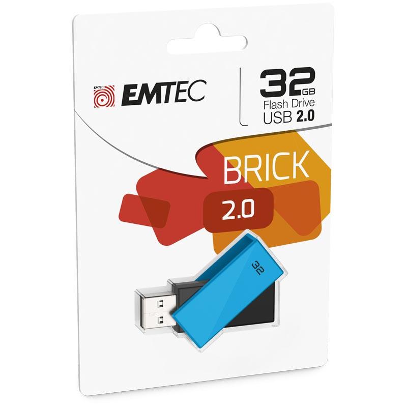 Pendrive 32GB Emtec C350 Brick