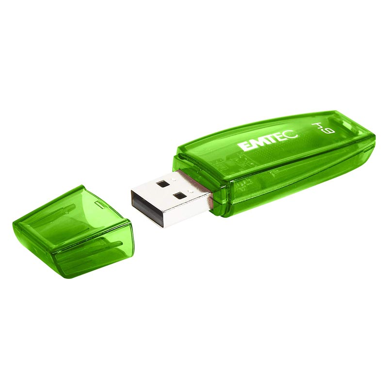 Pendrive 64GB Emtec C410 Color Mix