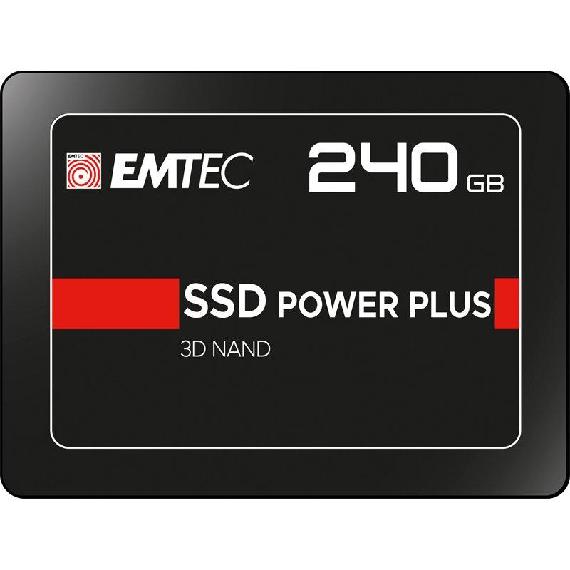 Disco Duro SSD 240GB Emtec X150 Power Plus