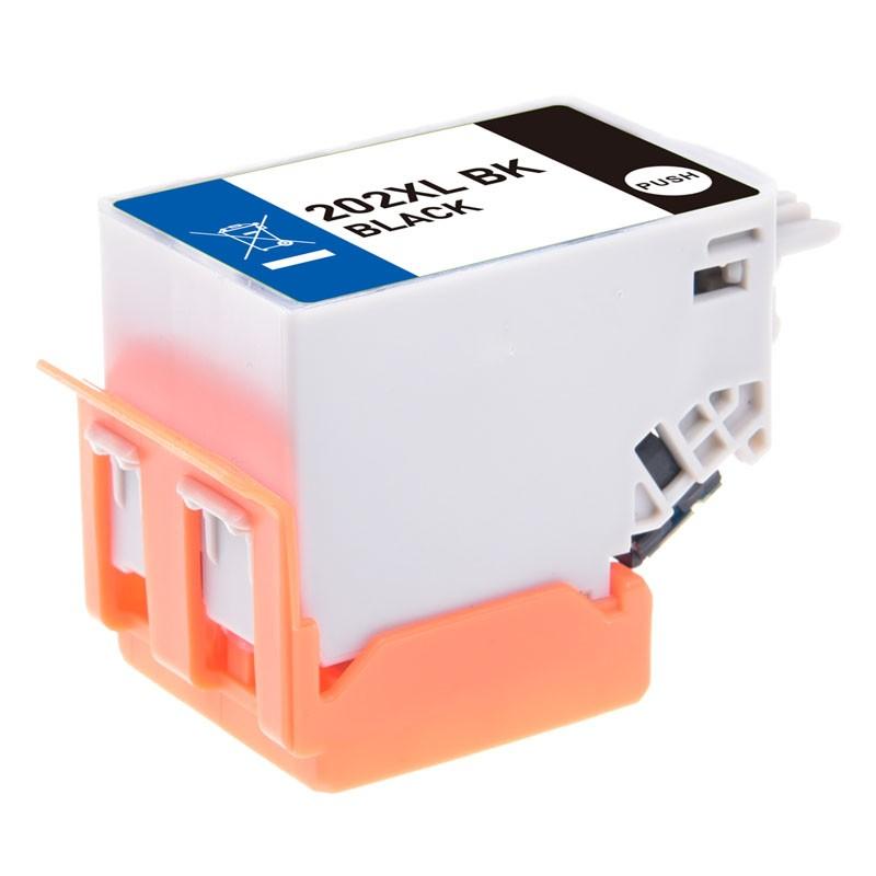 T02g1/t02e1 (202xl) cartucho de tinta compatible premium (negro)