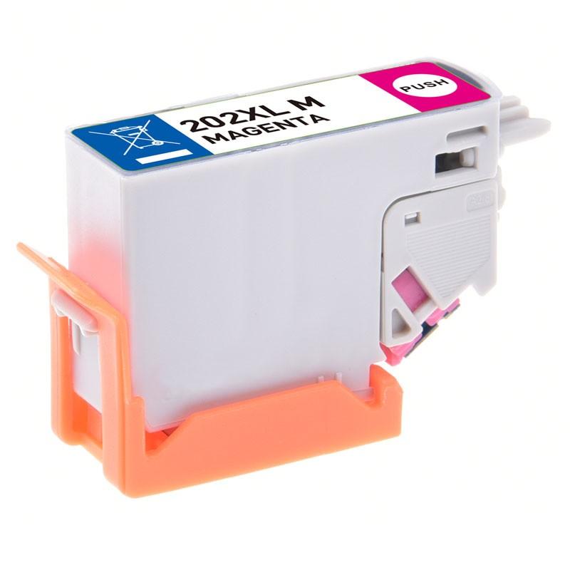 T02h3/t02f3 (202xl) cartucho de tinta compatible premium (magenta)