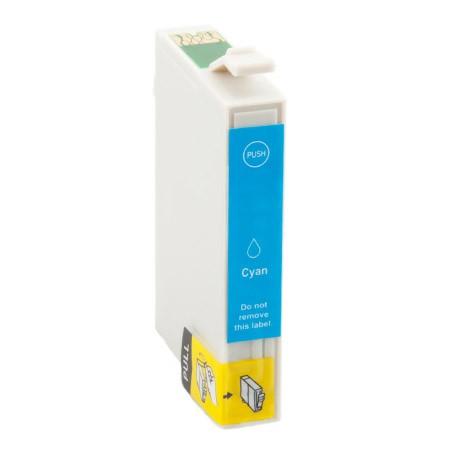 T1302 cartucho de tinta compatible premium (cian)