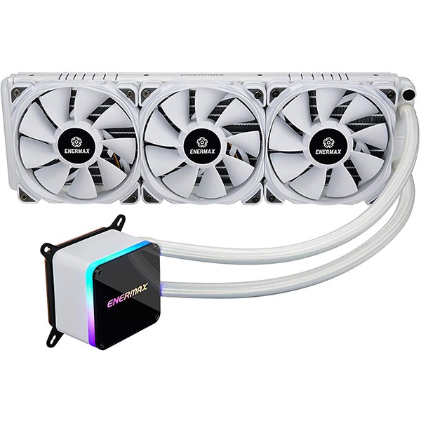 Refrigeración Líquida Enermax LIQTECH II 360 RGB Blanca