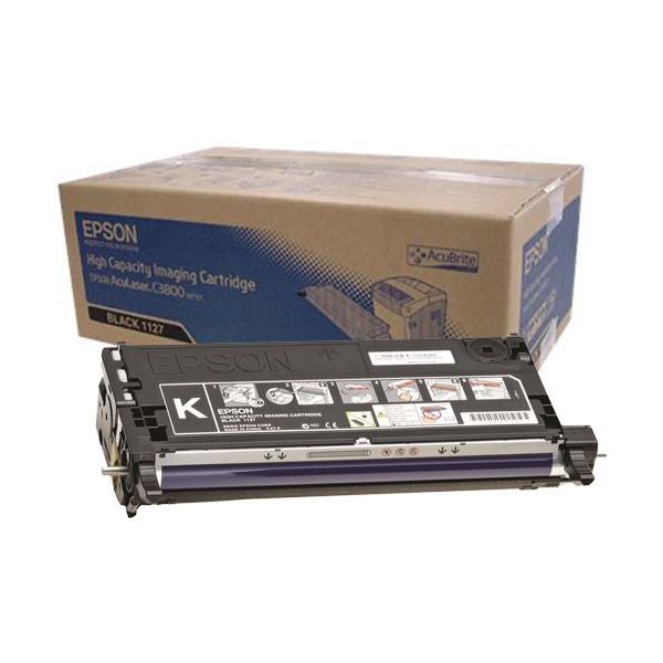 Epson Toner Original C3800 C13S051127 Alta Capacidad Negro