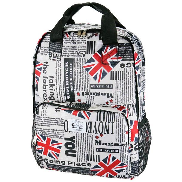 Mochila para Portatil Evitta Style England 15.4