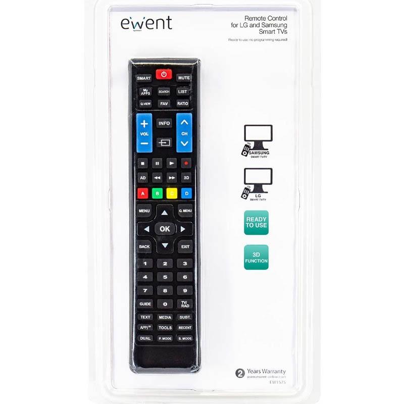 Ewent EW1575 Mando para Televisores LG / Samsung
