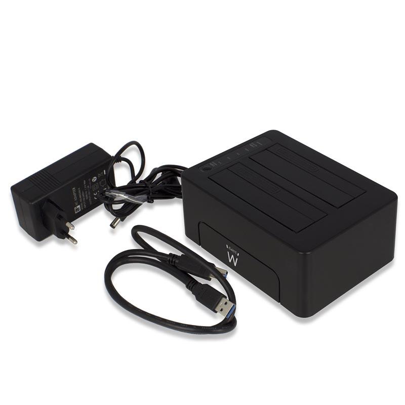 Base de Conexión HDD y SSD 2.5\