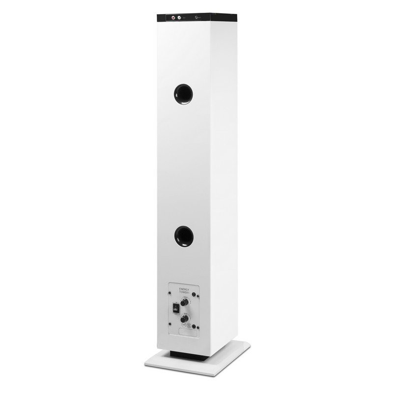 Torre de Sonido Energy Tower 1 White 30W