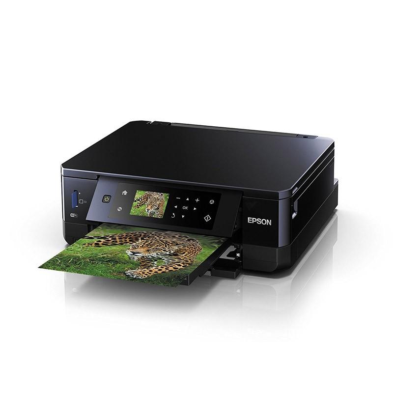 Impresora Multifunción Epson Expression XP-640  CD / DVD
