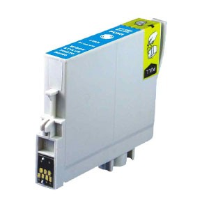 T0482 Compatible Ink Cartridge (Cyan)