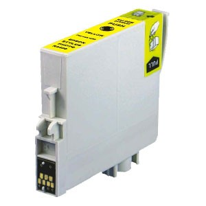 T0754 Compatible Ink Cartridge (Yellow)