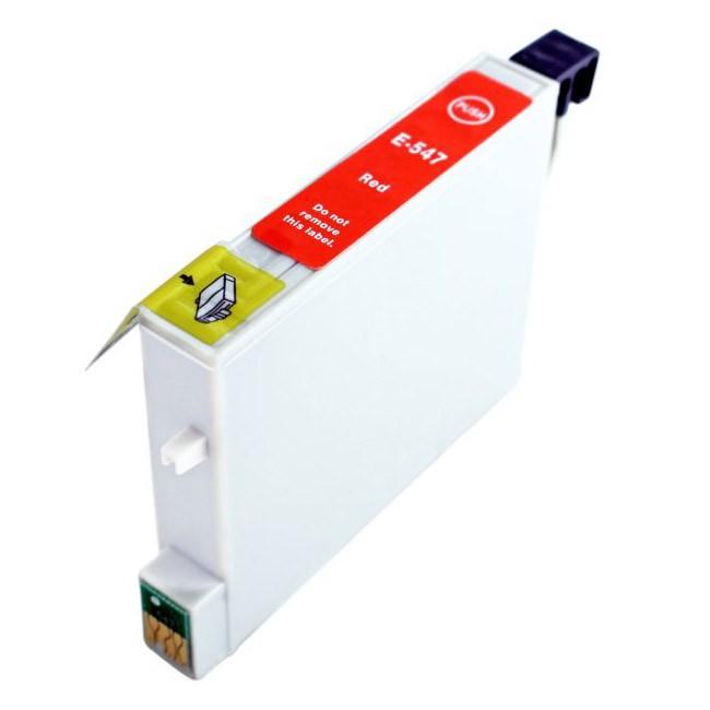 T0547 Cartucho de Tinta Compatible Premium (Rojo)