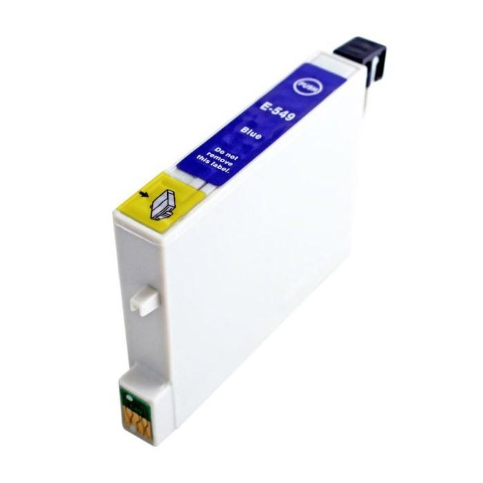 T0549 Cartucho de Tinta Compatible Premium (Azul)