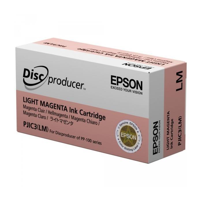 Epson PJIC3(LM) PP-100 Cartucho de Tinta Original Magenta Claro