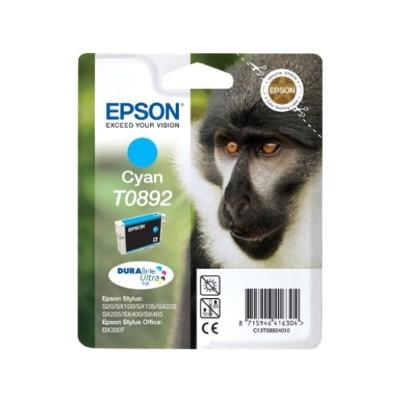Epson T0892 Cartucho de Tinta Original Cian