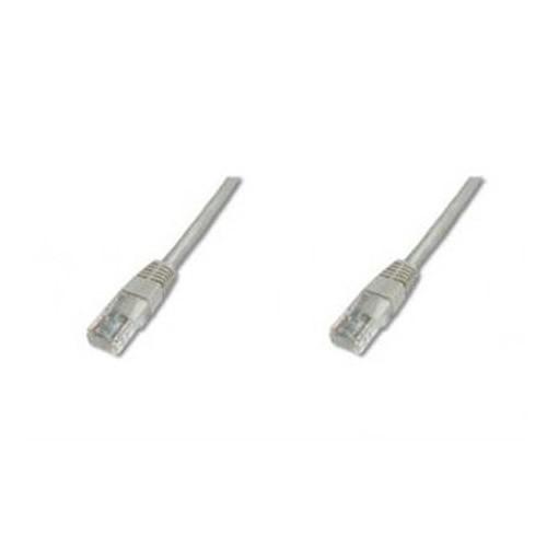 Equip - Cable de Red RJ45 CAT.5 0.5mts - Beig