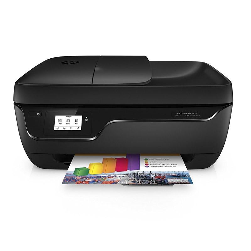 Impresora Multifunción HP OfficeJet 3833
