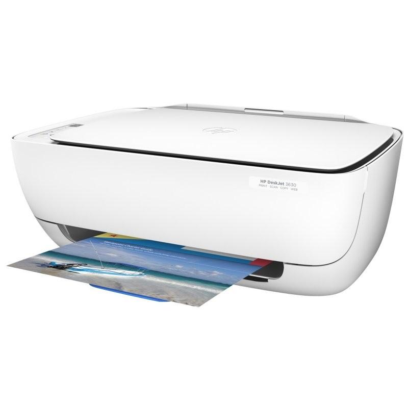 Impresora Multifunción HP Deskjet 3639 All-in-One