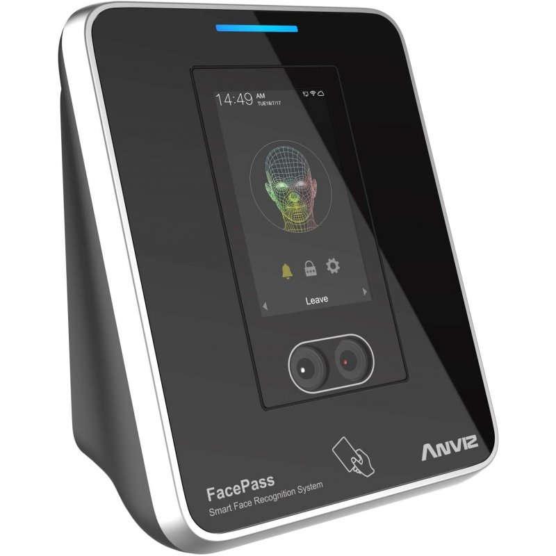 Detector de Presencia Facial Anviz Facepass 7