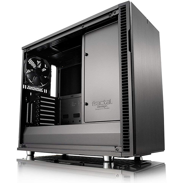 Caja PC ATX Fractal Design Define R6 Grey Gunmetal