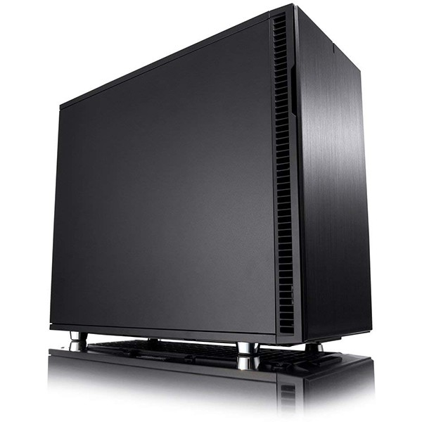 Caja PC ATX Fractal Define R6 USB-C Blackout