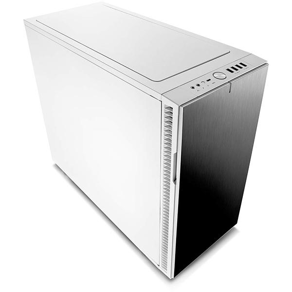 Caja PC ATX Fractal Design Define R6 USB-C White