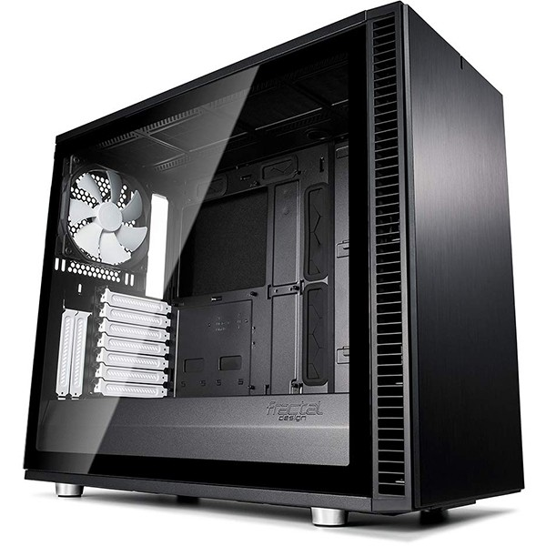 Caja PC E-ATX Fractal Define S2 Black - TG