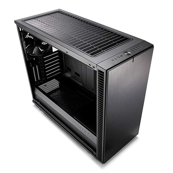 Caja PC ATX Fractal Define S2 Gunmetal - TG Negra