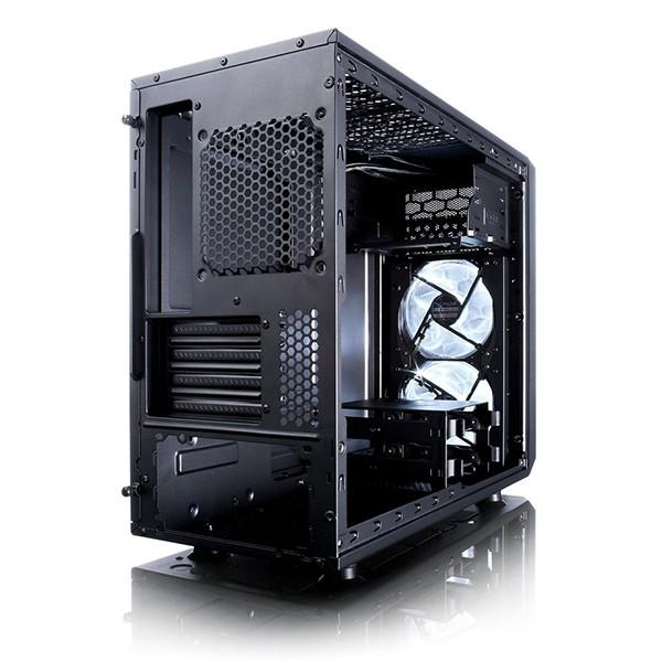 Caja PC mATX Fractal Focus G Mini Con Ventana