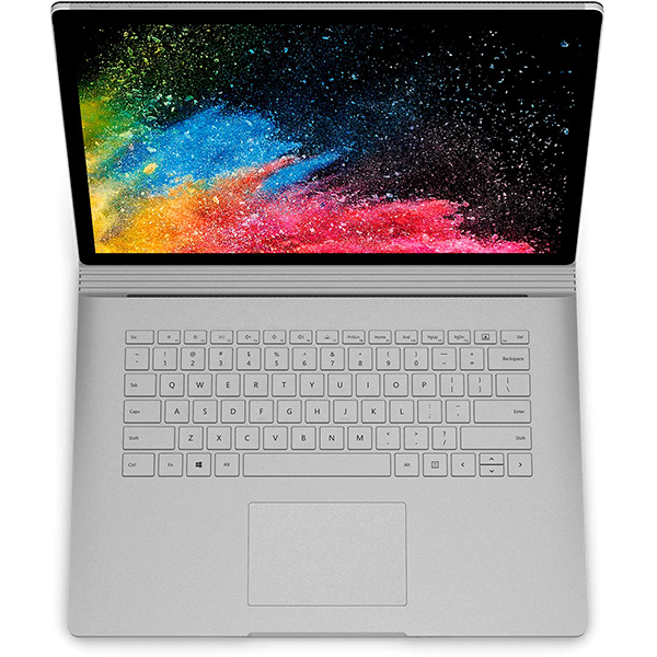 Portátil Convertible 2en1 Microsoft Surface Book 2 i7-8650U 16GB 256GB 15\